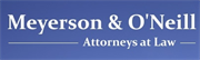 Meyerson & ONeill Attorneys at Law