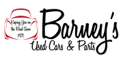 Barneys Used Cars & Parts