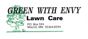 Green with Envy Lawn Care