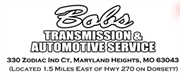 Bobs Transmission & Automotive Center