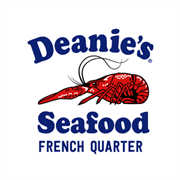 Deanies Seafood Restaurant in the French Quarter