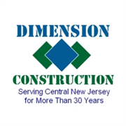Dimension Construction of Central New Jersey