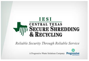 Central Texas Secure Shredding and Recycling