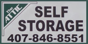 Self Storage Kissimmee - The Attic