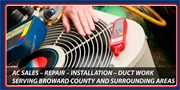 Cool Air Fort Lauderdale AC Repair