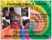 Styles By Kennycoo