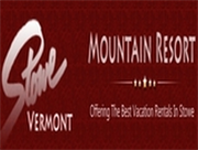 Stowe Mountain Resort Perfect Location