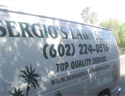 Sergios Lawn Services