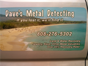 Daves Metal Detecting