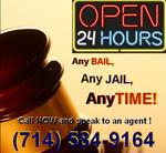 Orange County Bail Bonds 24/7 | Bail Bonds Services
