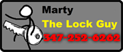Marty the Lock Guy