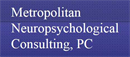 Metropolitan Neuropsychological Consulting, PC (MNPC)