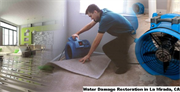 Water Damage Restoration in La Mirada, CA