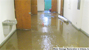 Water Damage Restoration in Urbana, IL