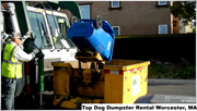 Top Dog Dumpster Rental Worcester, MA