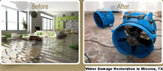 Water Damage Restoration in Mission, TX