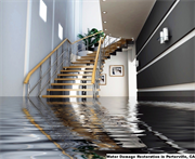 Water Damage Restoration in Porterville, CA