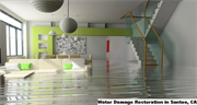 Water Damage Restoration in Santee, CA