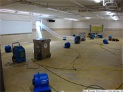 Water Damage Restoration in Palm Springs, CA