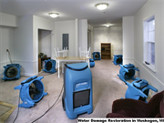 Water Damage Restoration in Muskegon, MI