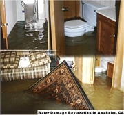 Water Damage Restoration in Anaheim, CA