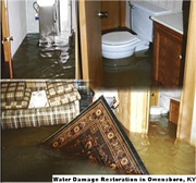Water Damage Restoration in Owensboro, KY