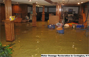 Water Damage Restoration in Covington, KY