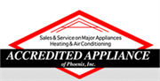 Accredited Appliance Of Phoenix Inc