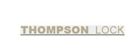Thompson Locksmith Supply & Corp
