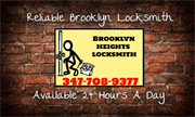 Locksmith Brooklyn Heights