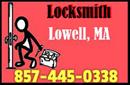 Locksmith Lowell MA
