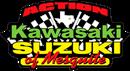 Action Kawasaki Suzuki