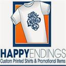Happy Endings Custom Printed Shirts & Promotional Items