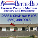 A Better Bed: Fresno Mattress Factory and Bed Store