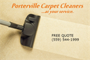 Porterville Carpet Cleaners