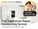 Reliable Appliance Repair of Plano