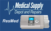 Medical Supply Depot and Repairs