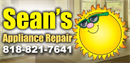 Seans Appliance Repair