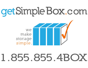 Simple Box Storage Containers - Ellensburg
