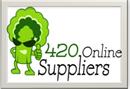 420 ONLINE SUPPLIERS