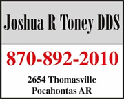 Joshua R Toney