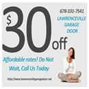 Lawrenceville Garage Door