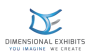 Dimensional Exhibits