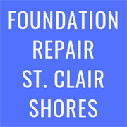 Foundation Repair St. Clair Shores