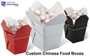 Chinese Take Out Boxes - Custom Packaging Pro