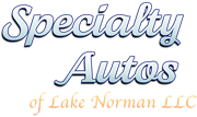 Specialty Autos Of Lake Norman LLC