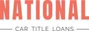 National Car Title Loans