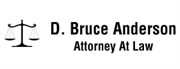D. Bruce Anderson, Attorney at Law